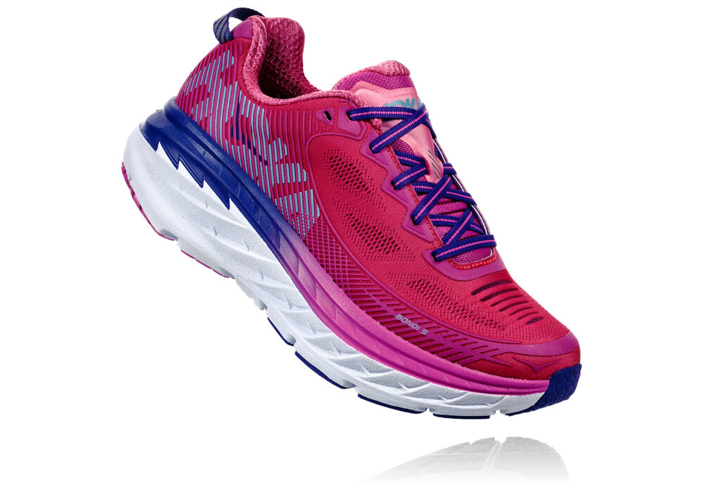 Brooks Hot Pink Running Shoes